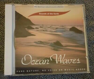 Ocean Waves - Sounds of the Earth (Oreado 1997)