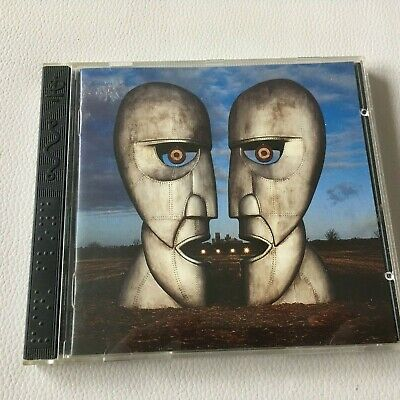 Pink Floyd - The Division Bell - 1994 CD (Correct inlay case)