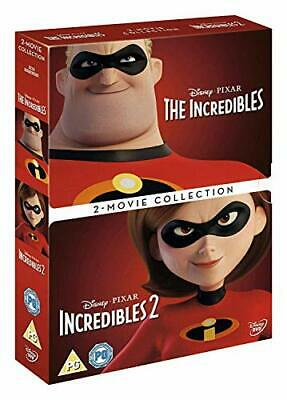 Incredibles 1  2 Box set [DVD] [2018]