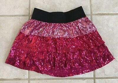 The Children/'s Place Girls Tiered Cord Skirt Skort 12m Brown Pippi Style NWT New