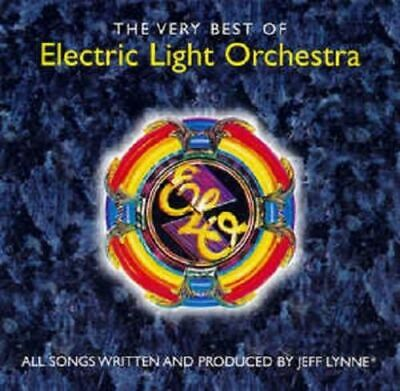Electric Light Orchestra ‎– The Very Best Of Electric Light Orchestra tt