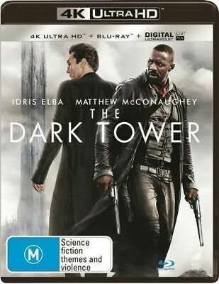 The Dark Tower 4K Ultra HD : NEW UHD Blu-Ray