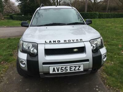Land Rover Freelander TD4 2.0 HSE 2005 One owner from new.