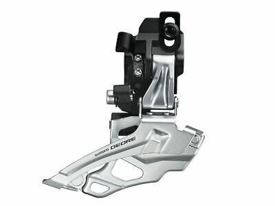 SHIMANO Deore XT Front Derailleur Fd-M785 Top Swing Dual Pull 34.9mm //// 10-Speed