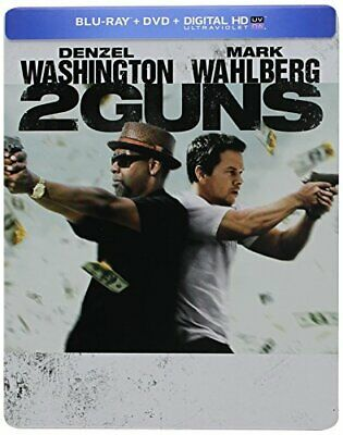 2 Guns [Blu-Ray] B00GSMCODU (Blu-ray Used Very Good)