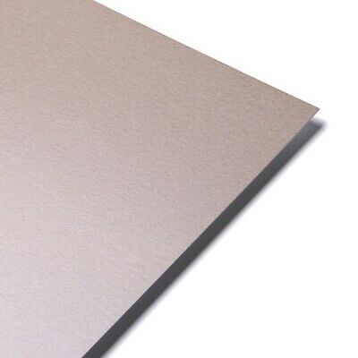 Pearlescent Paper A4 - Centura Pearl Shimmer Craft Paper Mink Brown - OFFER