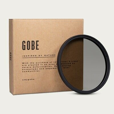 Gobe CPL SLIM Polarizing Lens Filter 37 43 46 49 52 55 58 62 67 72 77 82 86 95mm