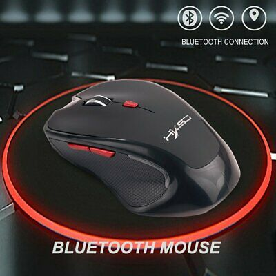 Optical Bluetooth Mouse Wireless Mouse Ergonomics for Tablet PC Macbook Computer