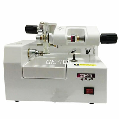 Optical Lens Cutter Eyeglass Milling Machine Cutting machine 16mm 220V