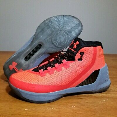 under armour curry 3 red men