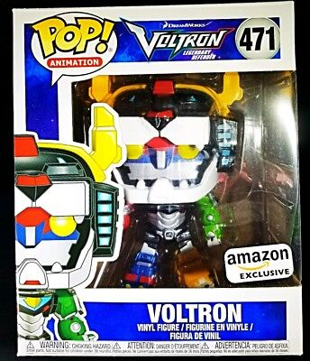 1688a63bb22 Funko Pop! Animation  Voltron - 6