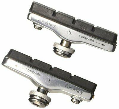 Promax CartridgeRoad Racing Brake Shoes - Silver