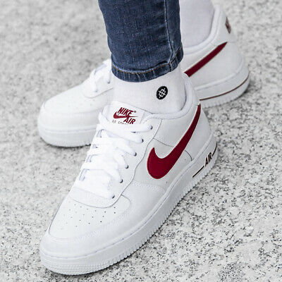 NIKE AIR FORCE 1 3 (GS) Unisex Kinder Damen Sneaker Turnschuhe AV6252 101