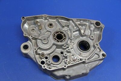 2014 14 KX250F KX 250F Crankcase Crank Case Bottom End Engine Motor Right  Side