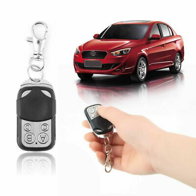 4 Button Gate Garage Door Opener Remote Control 433MHZ Rolling Code SS US*