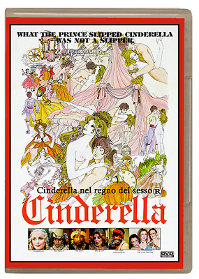 Cinderella 1977 DVD- Cheryl Smith USA Import for USA Players,  MOD DVDR