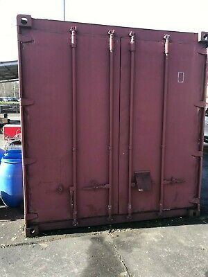 40 FUSS LAGERCONTAINER Seecontainer Container Materialcontainer gebraucht
