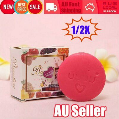 Instant Miracle Whitening Soap Natural Soap Alpha Arbutin Skin Care Oil Control
