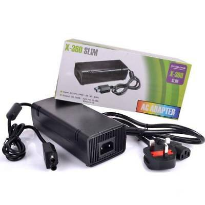 AC Power Supply Brick Adapter Mains Charger Charging 135W for XBOX 360 S Slim