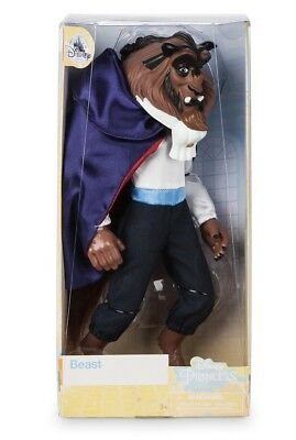 Genuine Disney The Beast Classic Doll - Beauty and the Beast - 12''