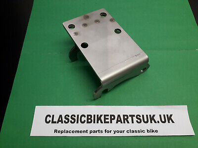 Matchless AjS G3 G3l Magneto Dynamo Support Bracket Mount S352 Stainless Steel