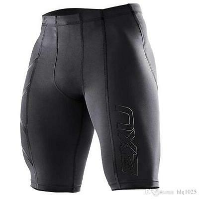 Mens compression shorts, sportswear, cycling,running,gym. 2XU. swift delivery