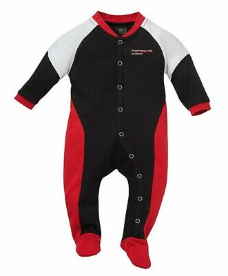 New Genuine Porsche Drivers Selection My First Race Suit Baby Grow Babygrow