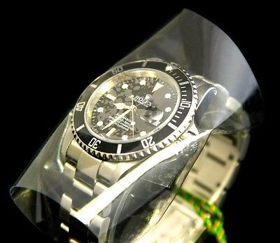 Silicone Roll Protection for Watch x 50 Sheets 12cm x 8cm for Rolex EXPLORER