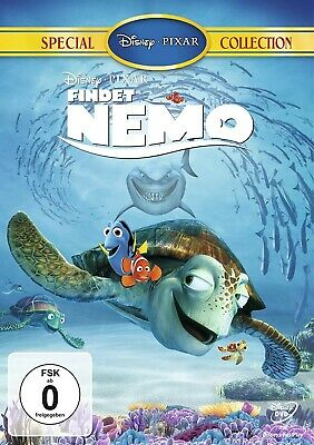 Findet Nemo - Special Edition - DVD NEU in Folie - 1896