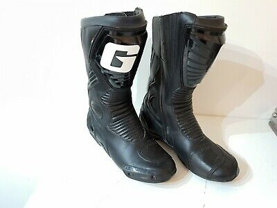 BOTTES MOTO GAERNE G Evolution Five Black Pointure 42 *Tbe