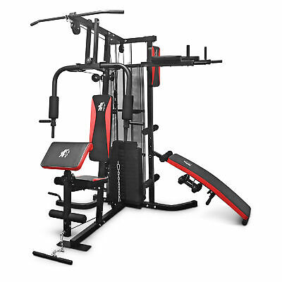 F4H TF-7005A, (81.64 KG) Multi Gym Workout Station Home Fitness Body Exercise
