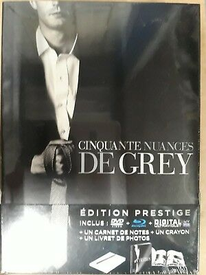 Cinquante nuances de Grey [Combo Blu-ray + DVD + Copie digitale]