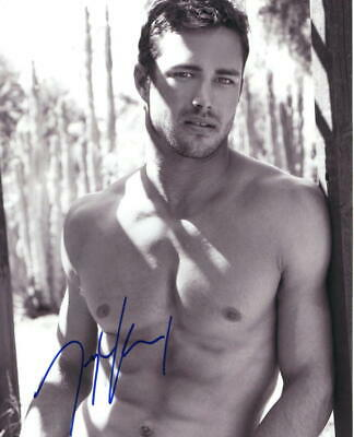 Sexy Taylor Kinney Signed 8X10 Photo Authentic Autograph Chicago Fire Nbc Coa A