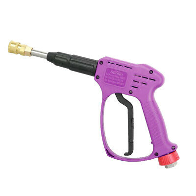 Power Washer High Pressure Quick Release Car Wash Cleaning Water Gun
