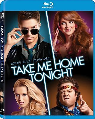 Take Me Home Tonight (Blu Ray, 2011) . Topher Grace, Dan Fogler, Anna Faris