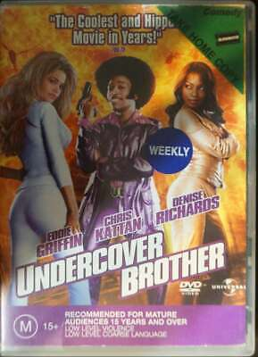 Undercover Brother DVD
