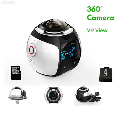 5C2F Outdoor Wifi Bike Cam 1080P 4K Ultra HD Sport Action Camera Panoramic DVR
