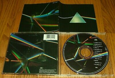 Pink Floyd Dark Side Of The Moon CD Remaster 1994 USA Capitol CDP07774600125