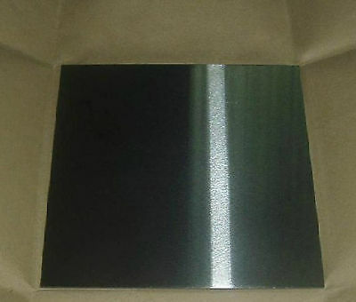 1pcs 99.95% Pure Molybdenum Mo Metal Sheet Plate 0.5mm * 200mm * 200mm # GY