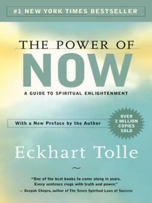 Eckhart Tolle The Power of Now: A Guide to Spiritual Enlightenment PDF