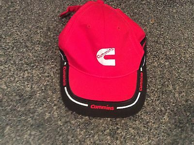 2ec0a6cd309 Dodge Cummins Trucker Hat Red EUC