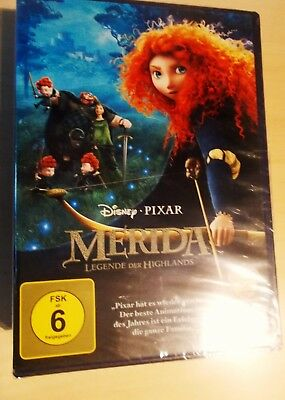 Disney / Pixar -Merida - Legende der Highlands -Z4F- (2012) Neu / Ovp