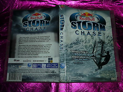 Red Bull Storm Chase : (Dvd, E) Free Post
