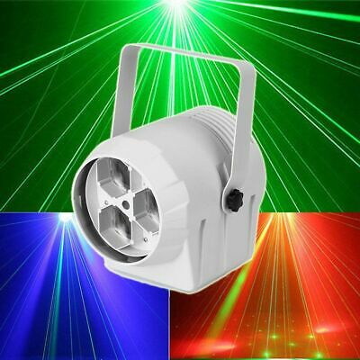Sound Active Stage Lighting LED Light RGBW Effect Laser Club Disco DJ Party Bar