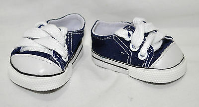 """American Girl Doll Our Generation Journey Gotz 18"""" Dolls Clothes Navy Runners"""