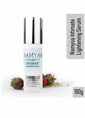Namyaa Intimate Skin Lightening Serum 100 gm Unisex Free Shipping