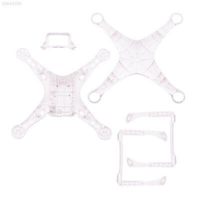 573F Premium Drone Body Shell Drone Middle Frame DIY 4 in 1 Bottom Cover