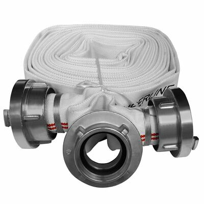 IBC Adapter S60x6 Container - STORZ C-52 inkl. 10m Schlauch Wassertank Container