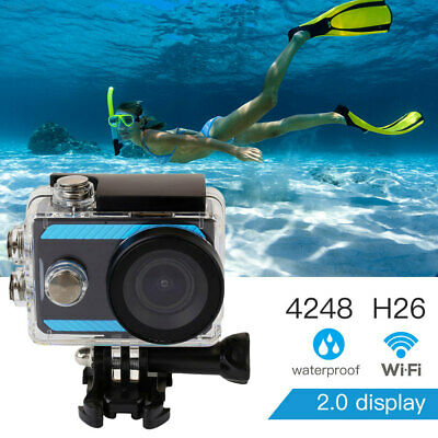 FE48 Premium Sports Camera Action Camera Outdoors Activities H26R H.264