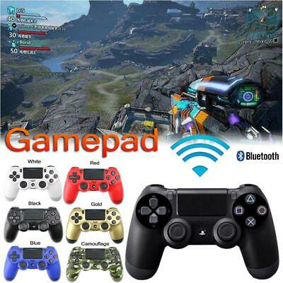 For Playstation PS 4 Wireless Bluetooth Controller Dual Shock Vibration Gamepad